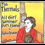 Leia Bell The Thermals Poster