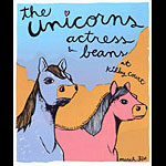 Leia Bell The Unicorns Poster