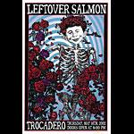 Scott Benge (FGX) Leftover Salmon Poster