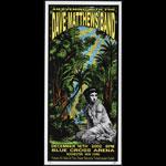 Scott Benge (FGX) Dave Matthews Band Handbill