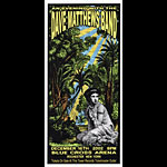 Scott Benge (FGX) Dave Matthews Band Poster