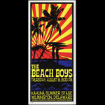 Scott Benge (FGX) Beach Boys Poster