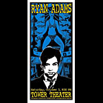 Scott Benge (FGX) Ryan Adams Handbill