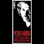 Scott Benge (FGX) Peter Gabriel Handbill