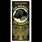 Scott Benge (FGX) The Monkees Handbill