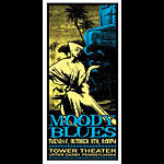 Scott Benge (FGX) Moody Blues Poster
