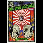 Scott Benge (FGX) Spin Doctors Poster