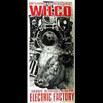 Scott Benge (FGX) Wilco Handbill