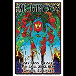 Scott Benge (FGX) Al Green Poster