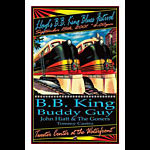 Scott Benge (FGX) BB King Poster