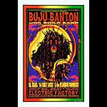 Scott Benge (FGX) Buju Banton Poster