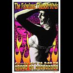 Scott Benge (FGX) Fabulous Thunderbirds Poster