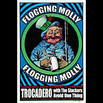 Scott Benge (FGX) Flogging Molly Poster