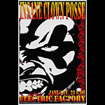 Scott Benge (FGX) Insane Clown Posse Poster