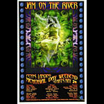 Scott Benge (FGX) Jam On The River Festival Poster