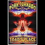 Scott Benge (FGX) Pork Tornado Poster