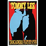 Scott Benge (FGX) Tommy Lee Poster