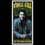 Scott Benge (FGX) Vince Gill Handbill