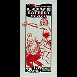 Lee Bolton Love Battery Poster