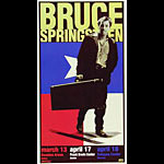 Uncle Charlie Bruce Springsteen Poster