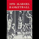 University of Alabama Crimson Tide 1969 - 1970 College Basketball Media Guide