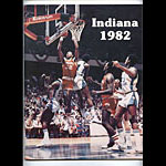 1982 Indiana Hoosiers Yearbook