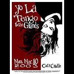 Casey Burns Yo La Tengo Poster