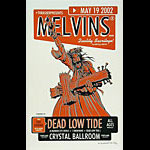 Guy Burwell Melvins Poster
