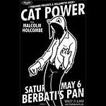 Guy Burwell Cat Power Poster