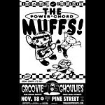 Guy Burwell The Muffs Poster