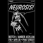 Guy Burwell Neurosis Poster