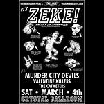 Guy Burwell Zeke Poster