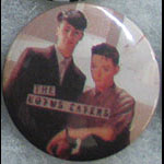 The Lotus Eaters Button Pin