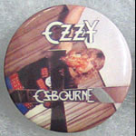 Ozzy Osbourne - Speak of the Devil Button Pin