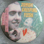 Peter and the Test Tube Babies Button Pin
