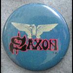 Saxon Logo Lapel Button Pin