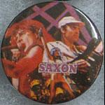 Saxon Button Pin