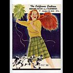 1948 Cal vs Oregon State College Football Program