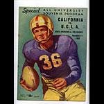 1950 Cal vs UCLA College Football Program