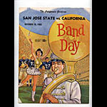 1963 Cal vs San Jose State College Football Program