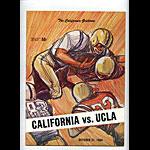 1964 Cal vs UCLA College Football Program