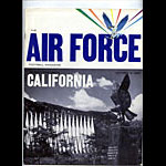 1965 Cal vs Air Force College Football Program