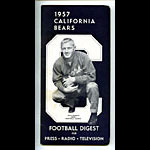 1957 Cal Bears Football Media Guide