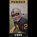 1966 Purdue Boilermakers Football Media Guide