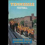1965 Tennessee Volunteers Football Media Guide