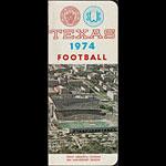 1974 University of Texas Football Media Guide