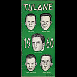 1960 Tulane Green Wave Football Media Guide