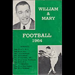 1964 College of William and Mary Tribe Football Media Guide