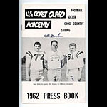 1962 Coast Guard Academy Football Media Guide