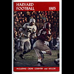 1965 Harvard Football Media Guide